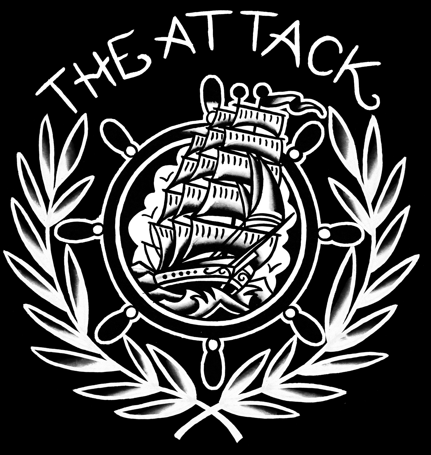 The Attack cut anchor_Ship