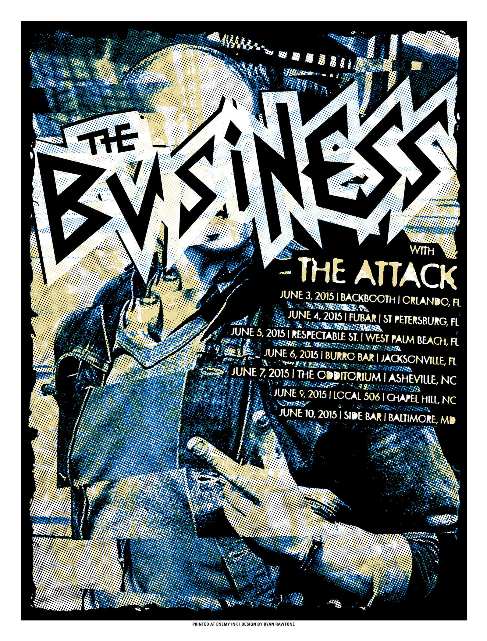 TheBusiness_Attack-June2015-Dates_poster